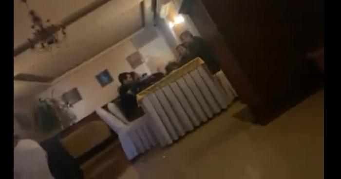 Hadrutdan qaçan ermənilərin görüntüsü yayıldı -  VİDEO