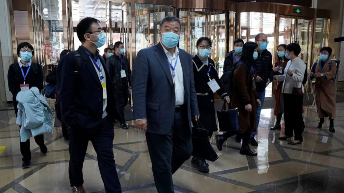 WHO team in Wuhan visits hospital that treated early COVID cases