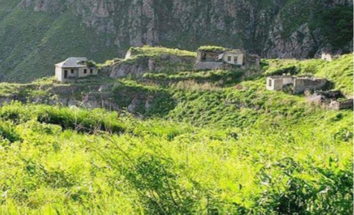 In den befreiten Gebieten Landreformen durchgeführt