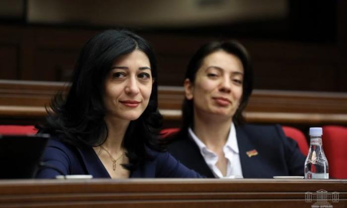Erməni deputatın açıqlaması etiraz doğurdu