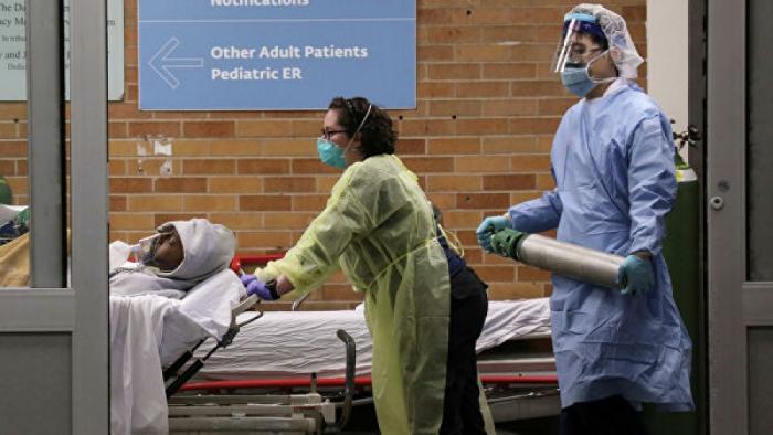 ABŞ-da bir gündə 3955 nəfər virusdan öldü