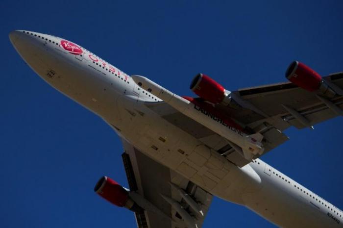 La société Virgin Orbit du Richard Branson a réussi à envoyer une fusée dans l'espacepour la première fois
