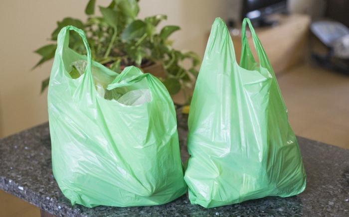 Marketlərdə polietilen torbalar pulla satılacaq