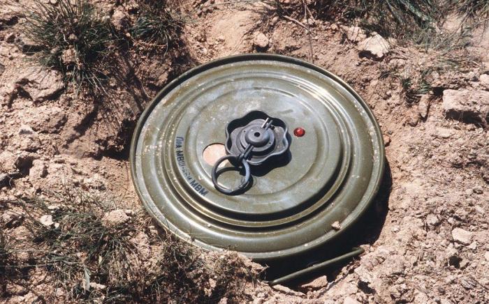 ANAMA-Mitarbeiter in Dschabrayil von einer Mine getroffen