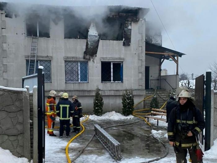 Un incendie dans une maison de retraite fait 15 morts en Ukraine