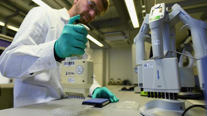 Coronavirus: le portrait 3D en très haute résolution créé par des scientifiques – Images