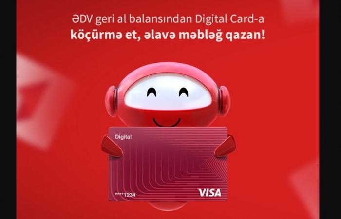 """""""BirBank"""" istifadəçiləri """"Visa""""dan əlavə pul qazana bilərlər"""