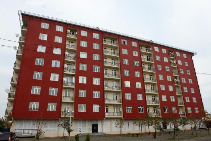 Azerbaijan unveils number of apartments for IDPs transferred to Labor Ministry