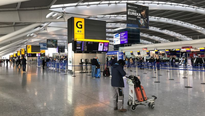 UK airports call for