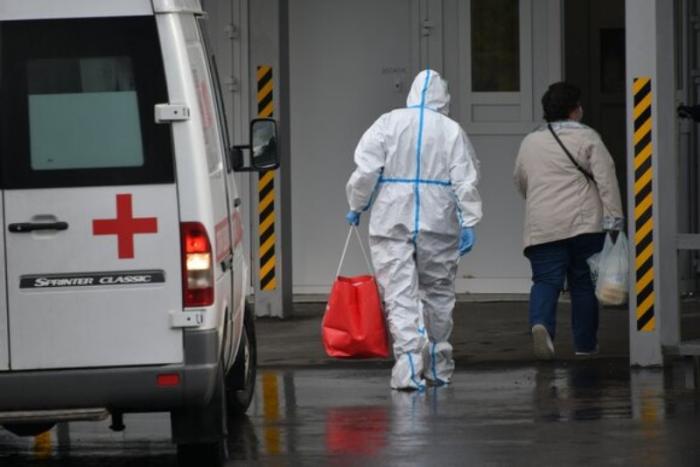 Rusiyada son vəziyyət:  Daha 481 nəfər vəfat etdi