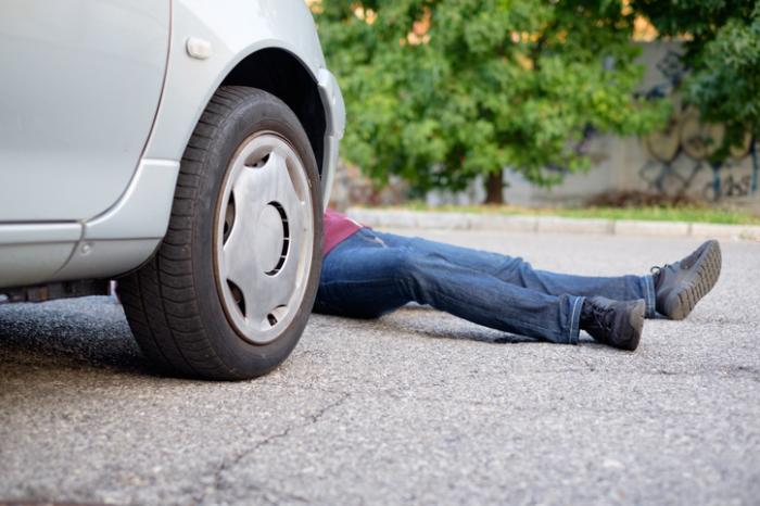 """""""Fiat""""la vurulan kişi hadisə yerində öldü"""