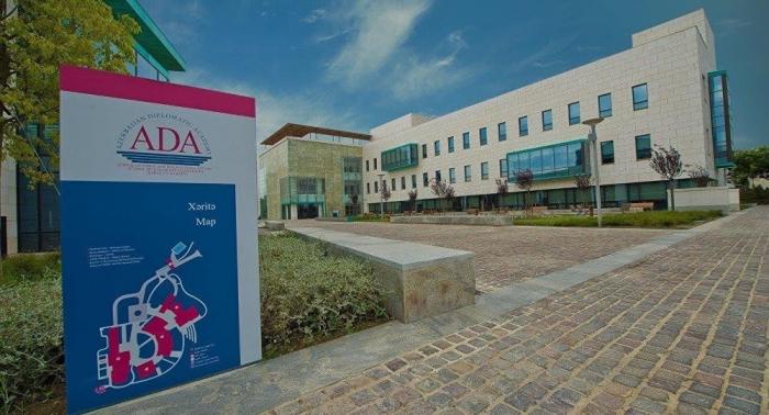 La Universidad ADA realizará estudio sociológico del tema de la previsión y la aplicación efectiva de la repatriación en los territorios liberados de Azerbaiyán