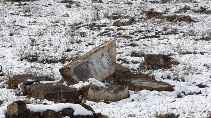 La otra aldea azerbaiyana sometida a un vandalismo armenio-Papravand