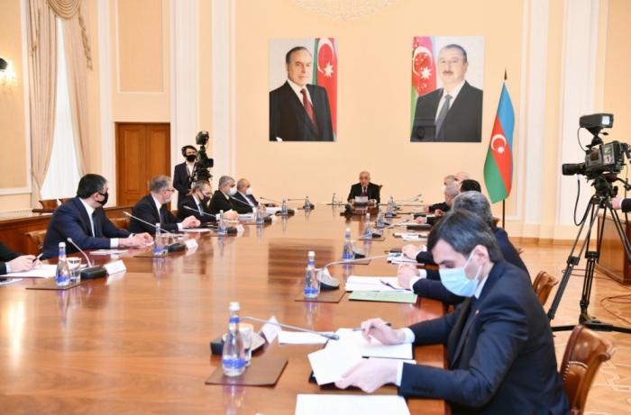 El Gabinete de Ministros establece las prioridades para 2021 según las instrucciones del Presidente de Azerbaiyán