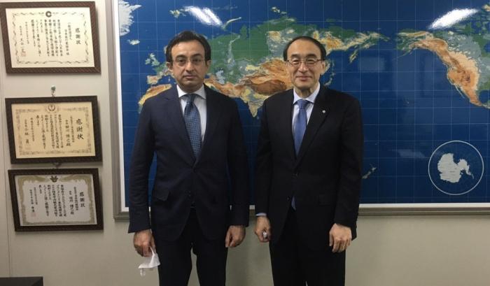 Azerbaiyán y Japón analizan la cooperación turística