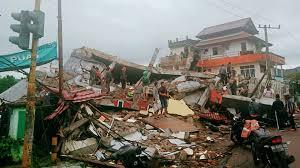 ارتفاع عدد ضحايا زلزال إندونيسيا إلى 56 شخصا