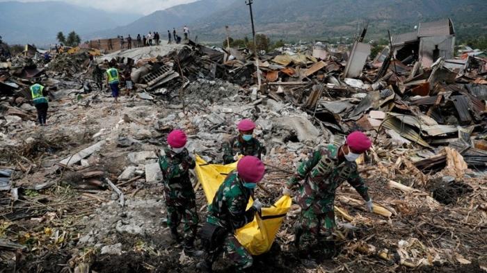 Təbii fəlakətlər 410 min insanın həyatına son qoyub