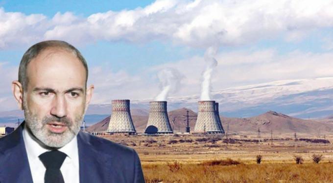 """Bölgədə ikinci Çernobıl təhlükəsi:  Ermənilər """"çirkli bomba"""" hazırlığında"""