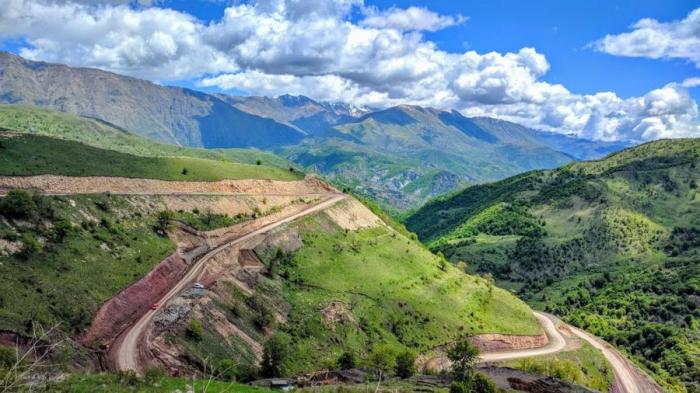 Des itinéraires touristiques de la région du Karabagh seront préparés