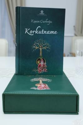 """La Fundación Internacional de Cultura y Patrimonio Turcos acoge la presentación del libro """"Korkutname"""""""