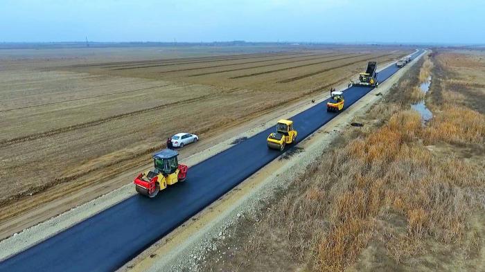 3 kəndi birləşdirən yol yenidən qurulur -    FOTO