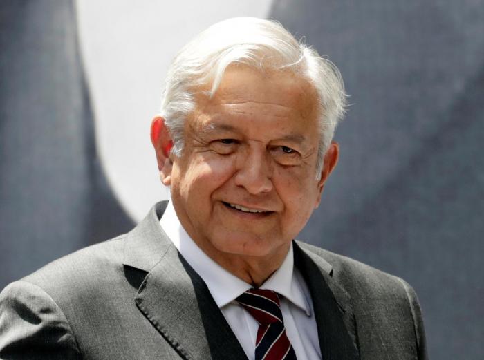 Meksika Prezidenti koronavirusa yoluxub