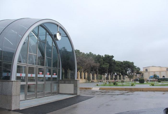 New 'November 8' station of Baku Metro to open soon
