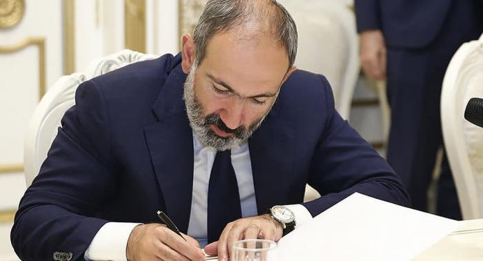 """Ermənistanın baş prokuroru:  """"Paşinyanın həbsi üçün əsaslar var"""""""