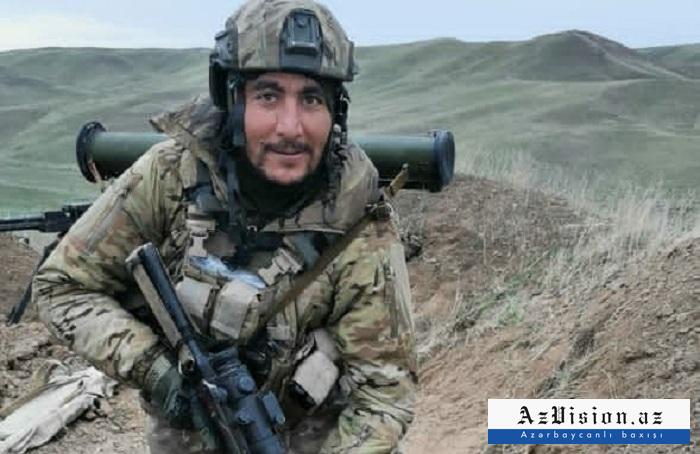 """Hadrut qəhrəmanı: """"Ermənilər onu nişan alıb vura bilmirdi"""" -  VİDEO+FOTOLAR"""