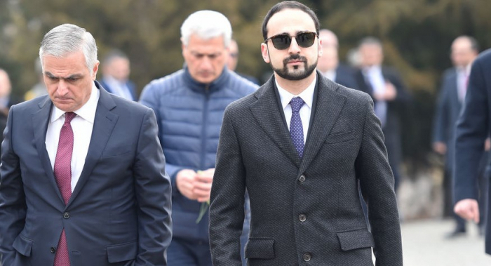Armenia's Vice PM to head task group from the Armenian side