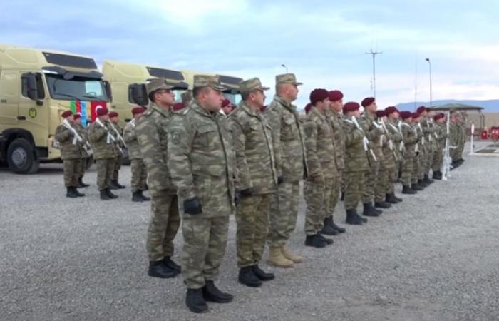 تدريبات مشتركة لتركيا وأذربيجان- فيديو