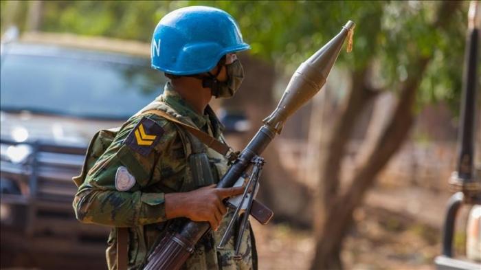 ONU:deux Casques bleus tués lundi en Centrafrique