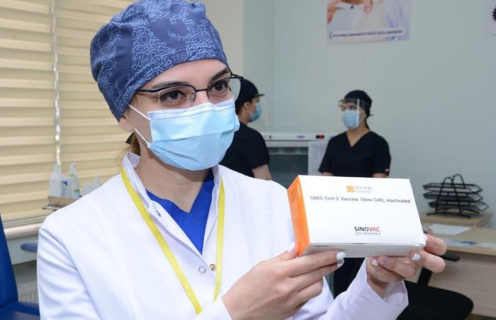 Coronavirus vaccination begins in Azerbaijan