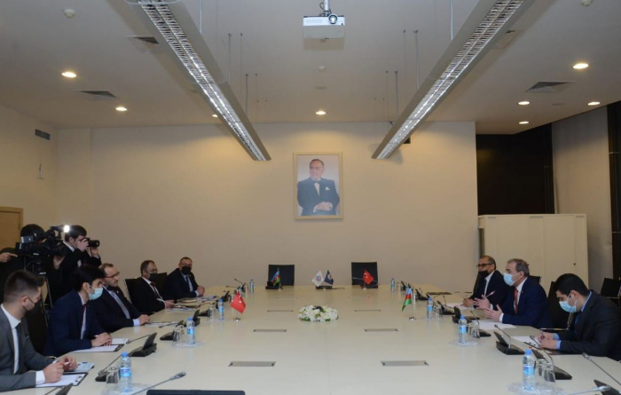 Representatives of Turkish companies arrive in Azerbaijan to support restoration of liberated lands