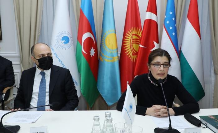 "International Turkic Culture and Heritage Foundation hosts presentation of book ""Korkutname"""