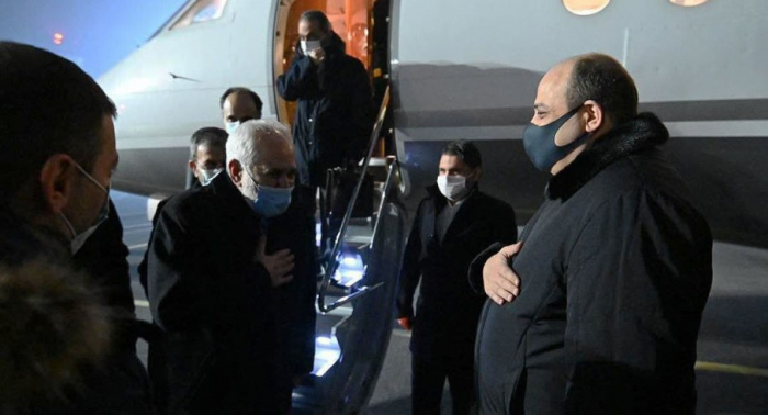 Le chef de la diplomatie iranienne s