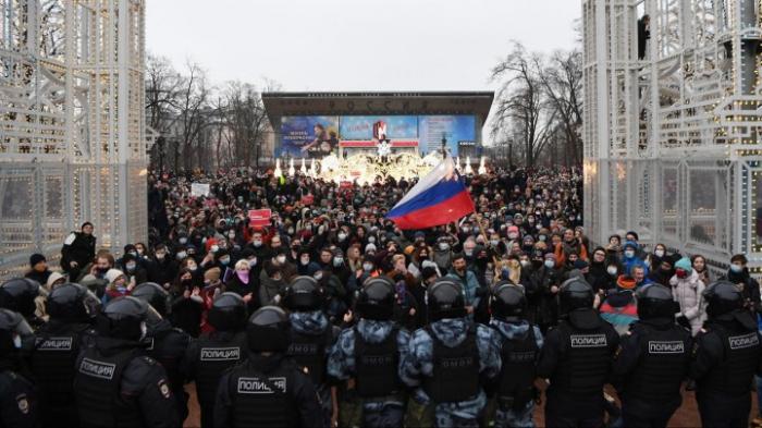 Höhere Strafen für Vergehen während Demonstrationen