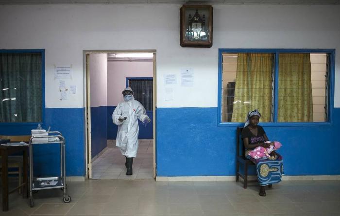 Guinea officially declares Ebola outbreak