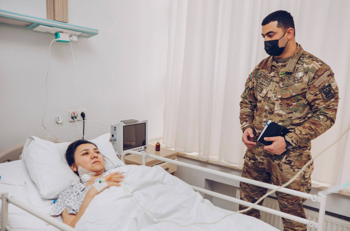 YASHAT Foundation continues to supportfamilies of the wounded and martyrs