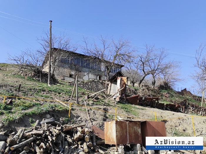 قرية إديلي في منطقة خوجافند -  صور