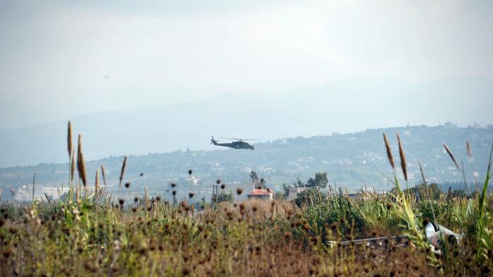 Suriyada Rusiya helikopteri vurulub?