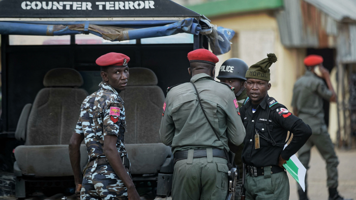 Nigeriyada qaçırılan 317 məktəbli qız azad olundu