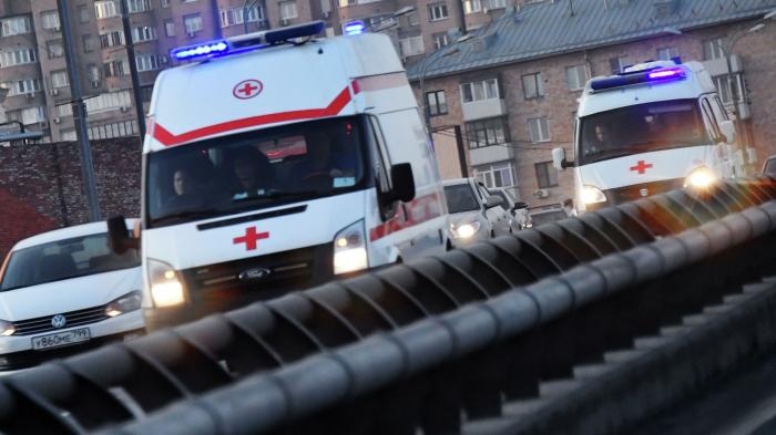 Dağıstanda polislər qəzaya düşdü:  Ölən və yaralı var