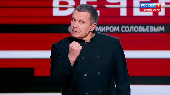 Solovyov da Paşinyanın açıqlamasını tənqid etdi