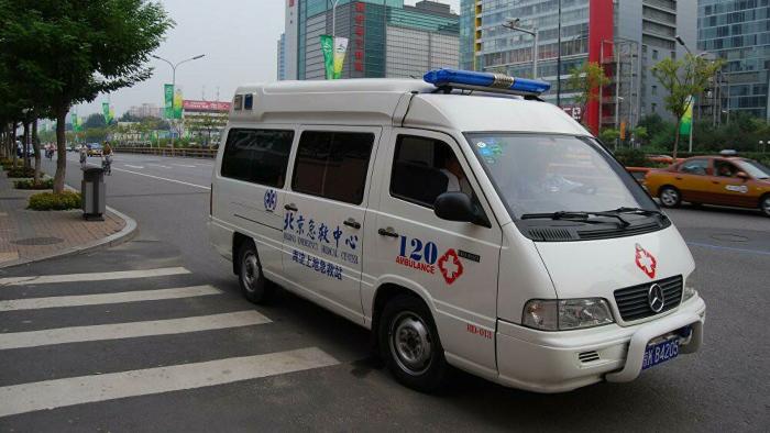 Çində attraksion parkında qəza:  16 nəfər yaralanıb