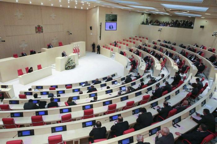 Gürcüstan parlamentində Azərbaycanla dostluq qrupu yaradıldı