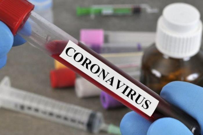 Ölkə üzrə koronavirusa yoluxma  statistikası
