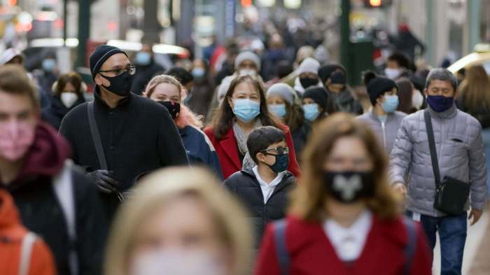 Why some people like covering their faces with masks