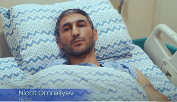 Azerbaijan's YASHAT Foundation supports treatment of another war veteran -  VIDEO