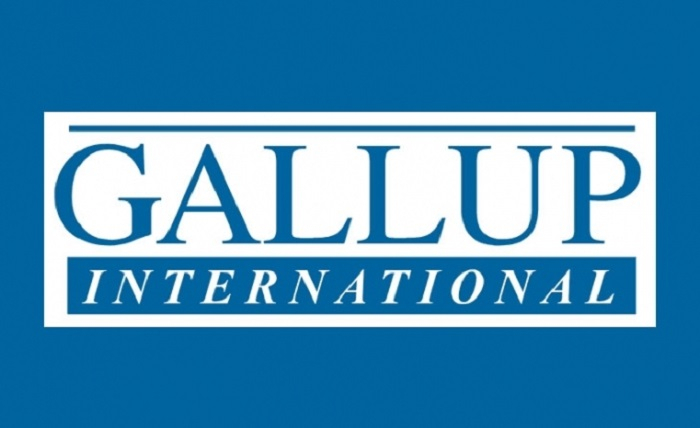 Azerbaijani population supports government: Gallup International
